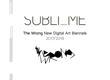 The Wrong New Digital Art Biennale